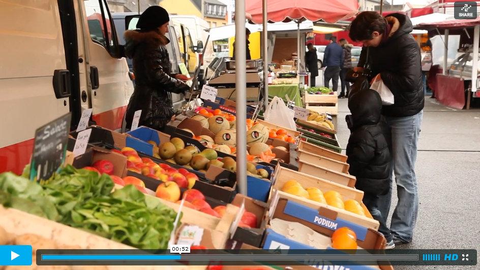 plabennec-marché de printemps
