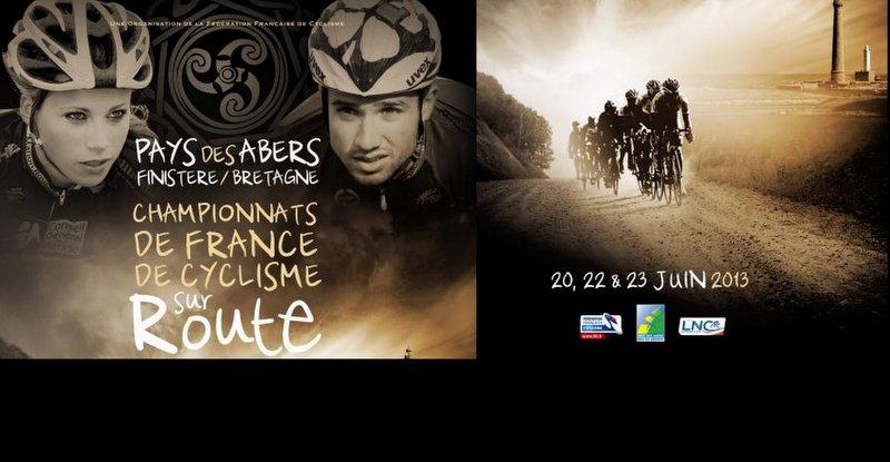 championnat France cycliste 2013