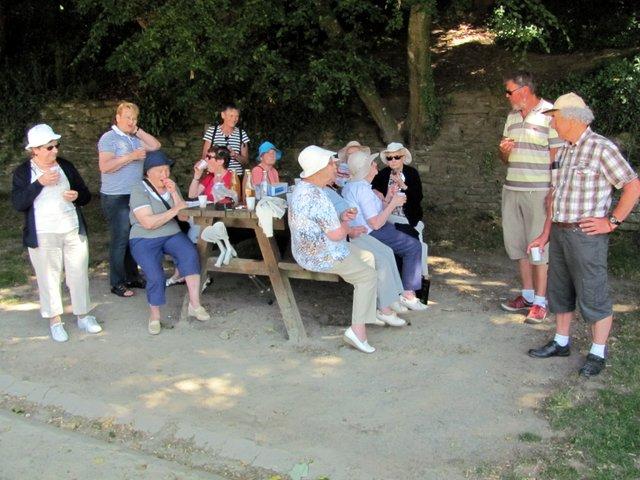 Sortie sur les Rives de la Penfeld le 13 juillet 2013