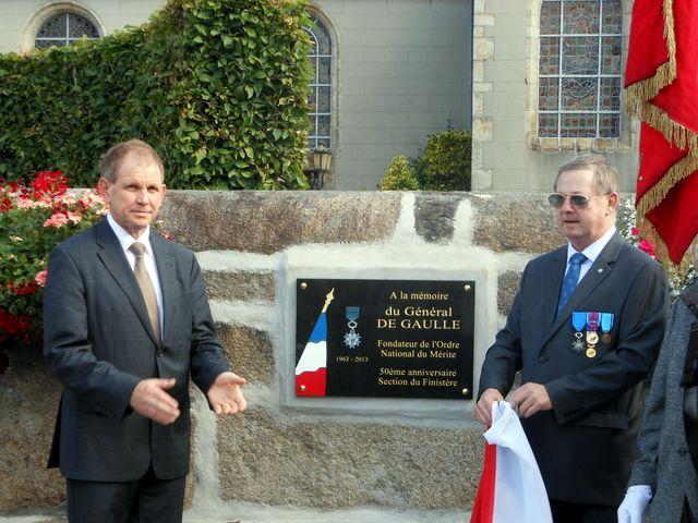 Commémoration Bavarois à Plabennec août (2)