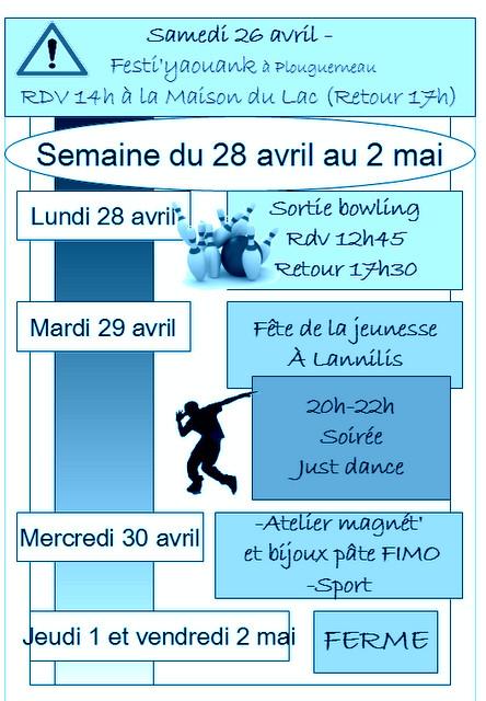 Plabennec_programme vacances printemps_jeunes_finistère_france (2)