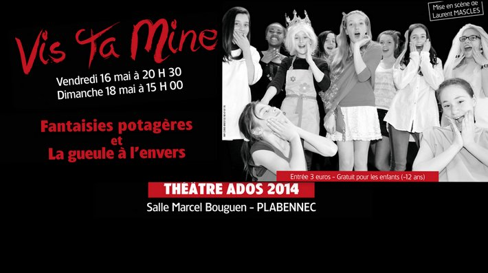 Plabennec spectacle vis ta mine
