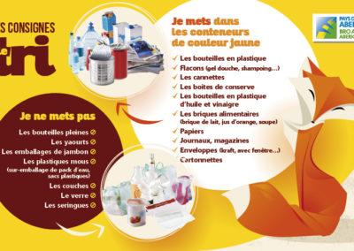 Consignedetri-EmballagesPapier plastique