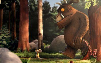 Nommé aux Oscars, le court-métrage «Le Gruffalo» s'invite sur l'écran du Champ de Foire.