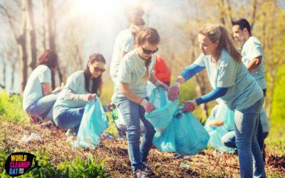 Plabennec participe à la 2ème édition du World Cleanup day