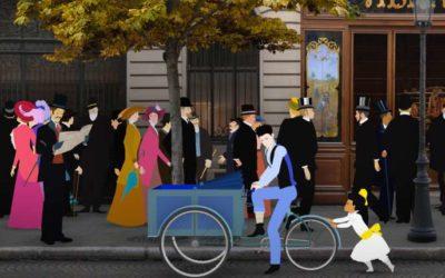 «Dilili à Paris», le César 2019 du meilleur film d'animation est au Champ de Foire pour les vacances