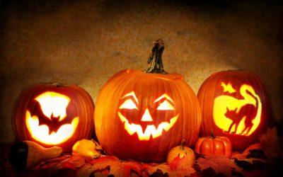 Fest-Noz d'Halloween du Bagad Bro An Aberiou à la salle Marcel Bouguen