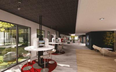La ville lance la consultation des entreprises pour le grand pôle associatif et social de Plabennec