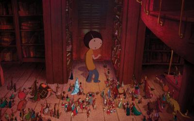 «Kérity, la maison des contes» projeté au Champ de Foire pour les vacances