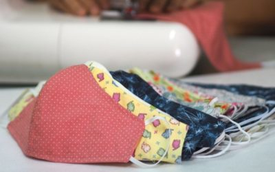 Appel à la confection de masques en tissu pour le service Enfance de Plabennec