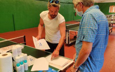 Les salles de sport de Plabennec rouvrent avec précautions pour les associations et les scolaires