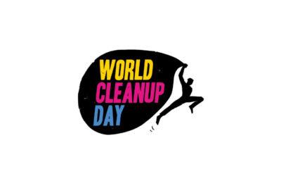 Rejoignez le World Cleanup Day pour sa 3ème édition à Plabennec le samedi 18 septembre dès 9h30 !